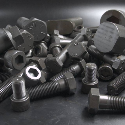 Precision forged and Turned Components